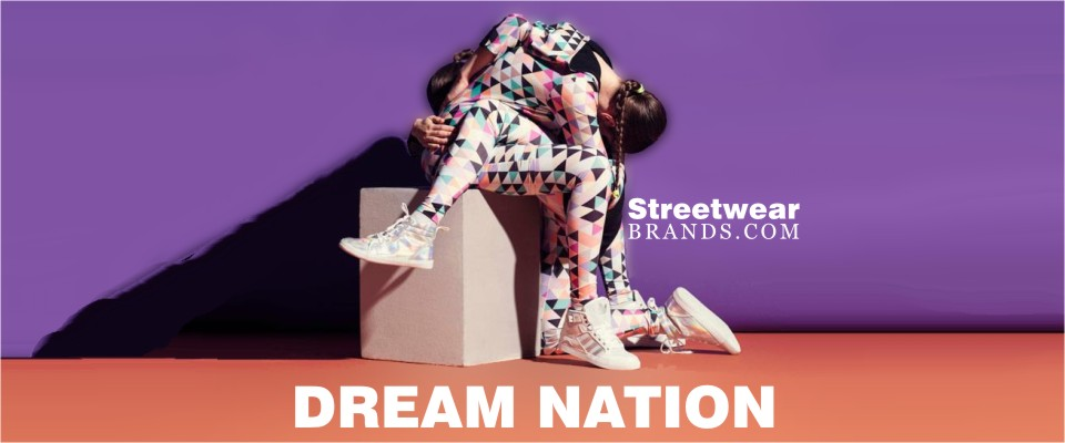 Dream Nation Eco Streetwear at Margin London