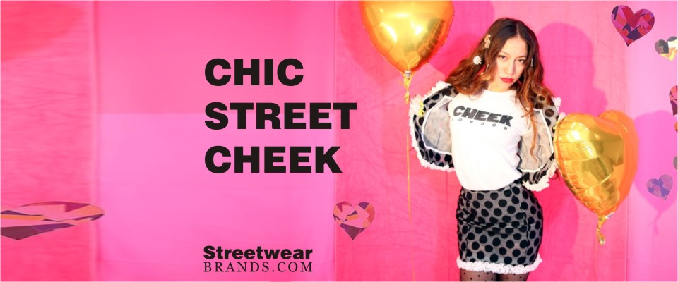 New Brand Cheek LDN Streetwear at Margin London
