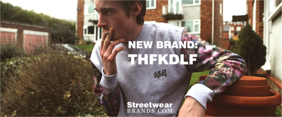 New Brand THFKDLF at Margin London