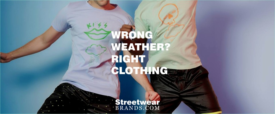 New Brand Wrong Weather at Margin London