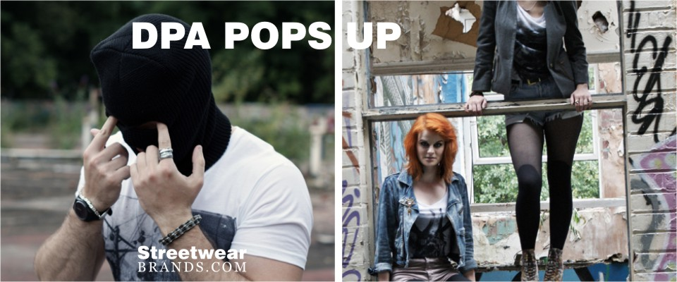 DPA POPS UP - Dr Popcorn Apparel at Margin London on StreetwearBrands.com - Streetwear Brands