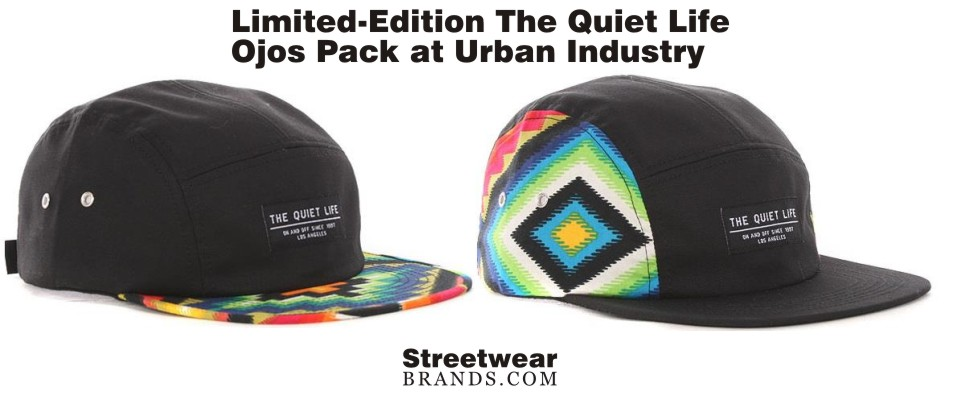 limited_edition_the_quiet_life_ojos_pack_at_urban_industry streetwear brands streetwearbrands.com