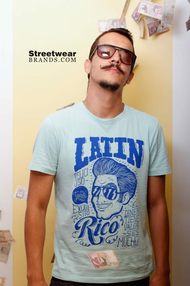 New Brand: Latin Lover at Margin London - StreetwearBrands.com Streetwear Brands