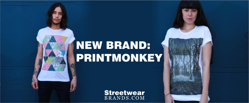 new brand: printmonkey at margin london