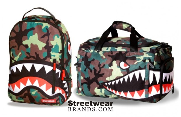 SPRAYGROUND: Bags with Bite - European Exclusive at Margin London