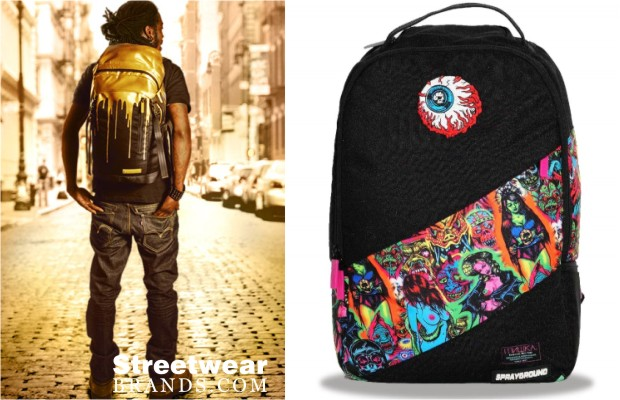 SPRAYGROUND: Bags with Bite - European Exclusive at Margin London - Streetwearbrands.com